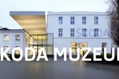 Skoda Muzeum. Mlada Boleslav, CZ